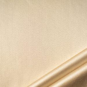 tessuto rasato unito smeraldo colore beige chiaro