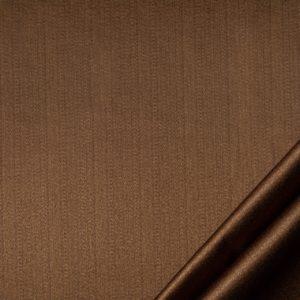 tessuto rasato unito smeraldo colore marrone