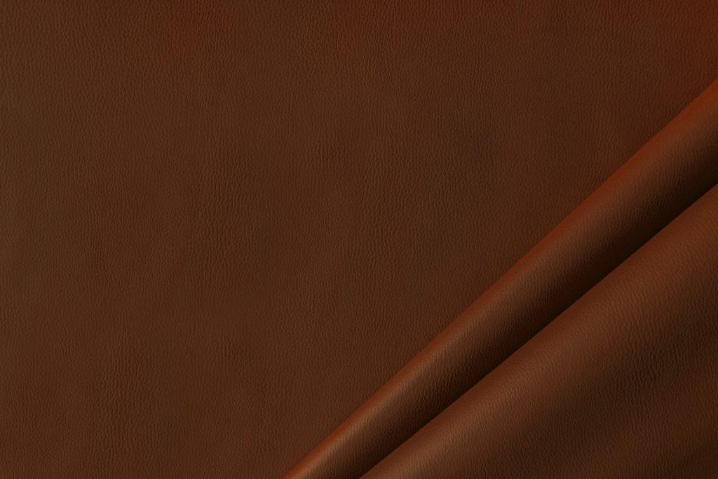 finta pelle liscia ignifuga classe 1 mx lapelle colore marrone chiaro