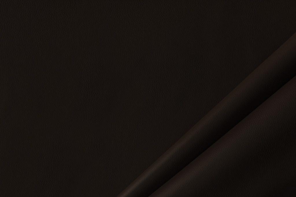 finta pelle liscia ignifuga classe 1 mx lapelle colore testa di moro