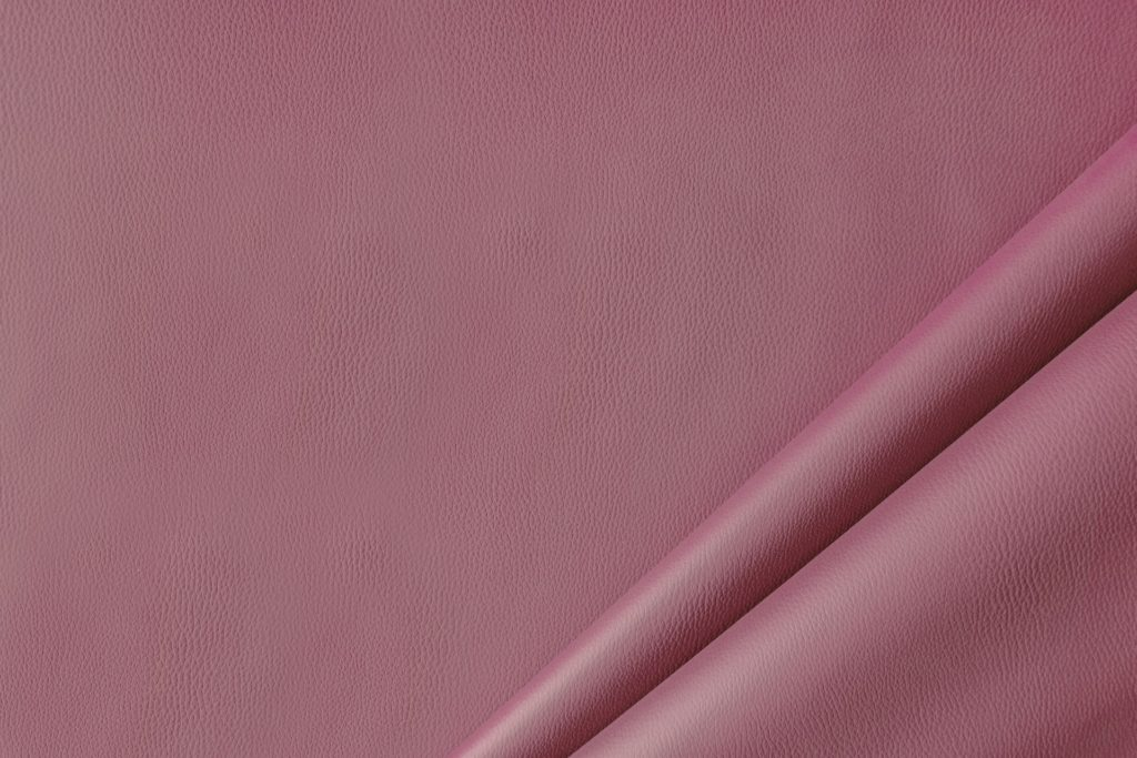 finta pelle liscia ignifuga classe 1 mx lapelle colore rosa