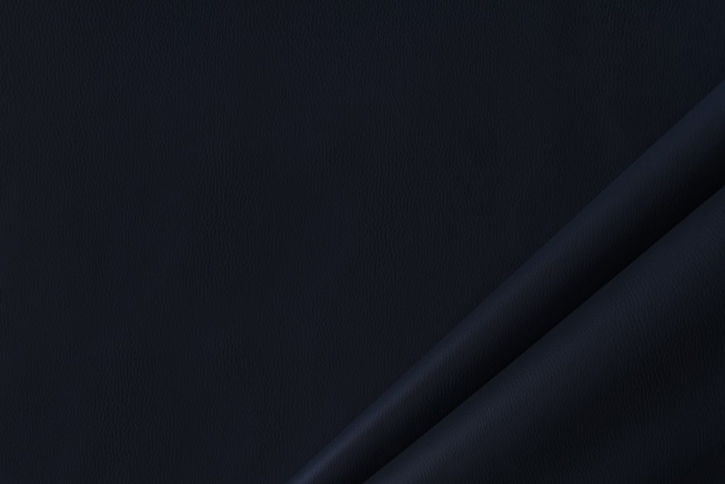 finta pelle liscia ignifuga classe 1 mx lapelle colore blu notte