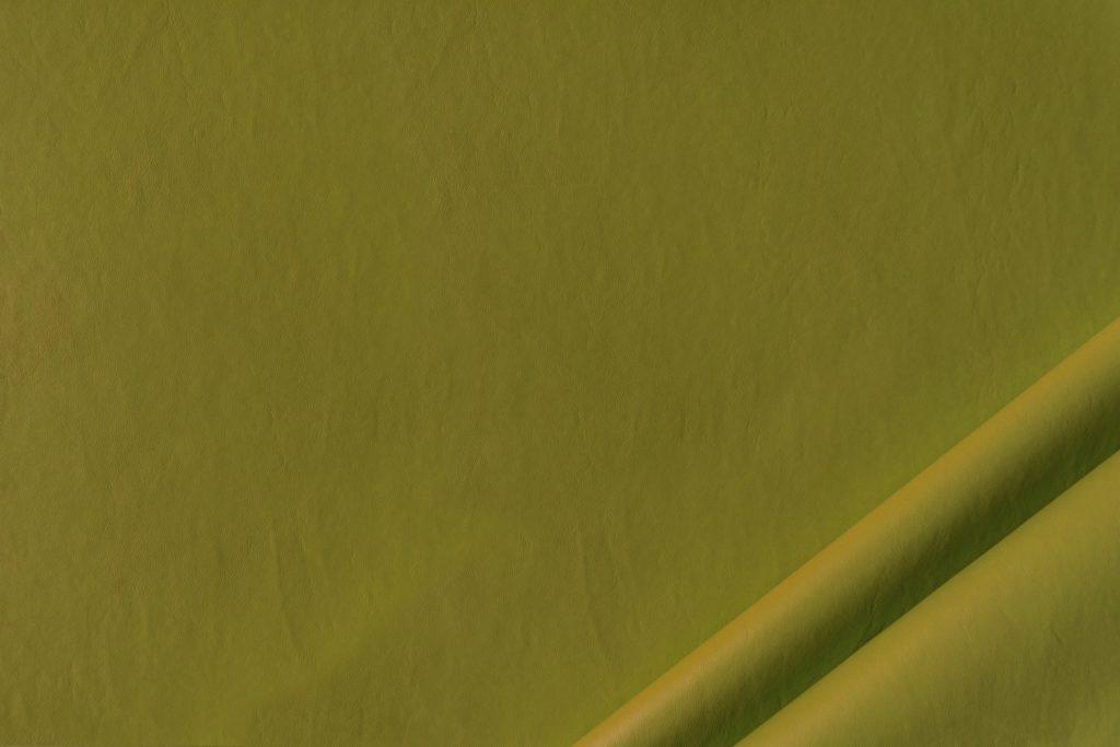 finta pelle liscia ignifuga classe 1 mx lapelle colore verdino