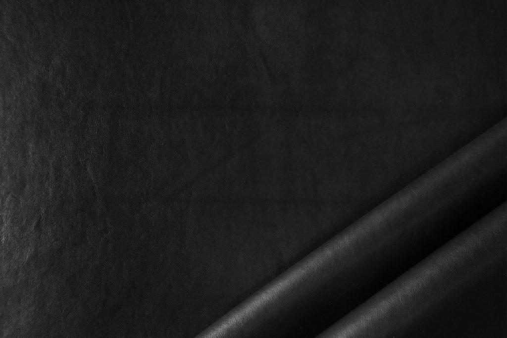 finta pelle liscia ignifuga classe 1 mx lapelle colore nero