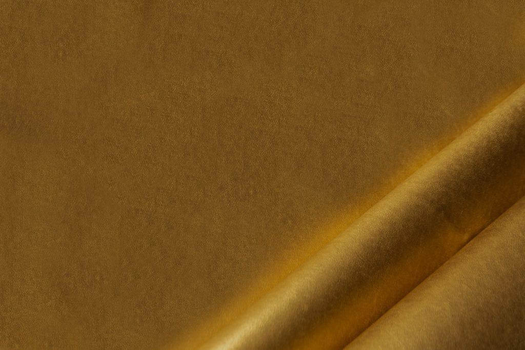finta pelle liscia ignifuga classe 1 mx lapelle colore oro