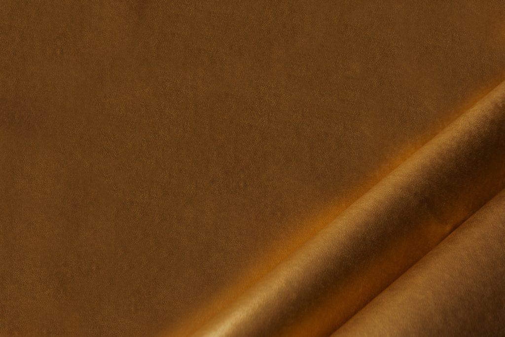 finta pelle liscia ignifuga classe 1 mx lapelle colore oro antico