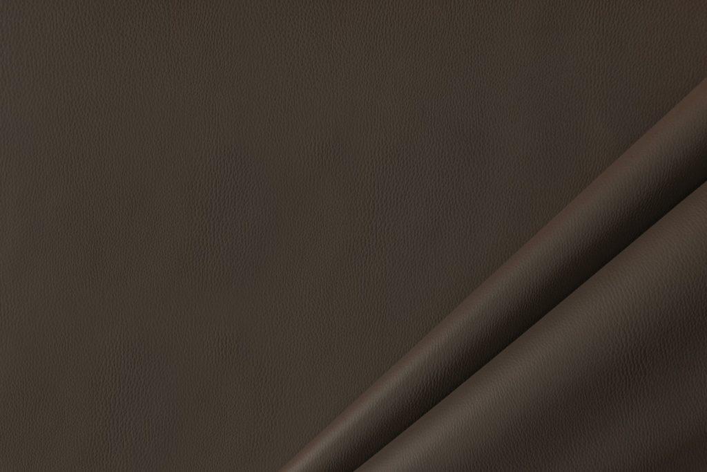 finta pelle liscia ignifuga classe 1 mx lapelle colore tortora scuro