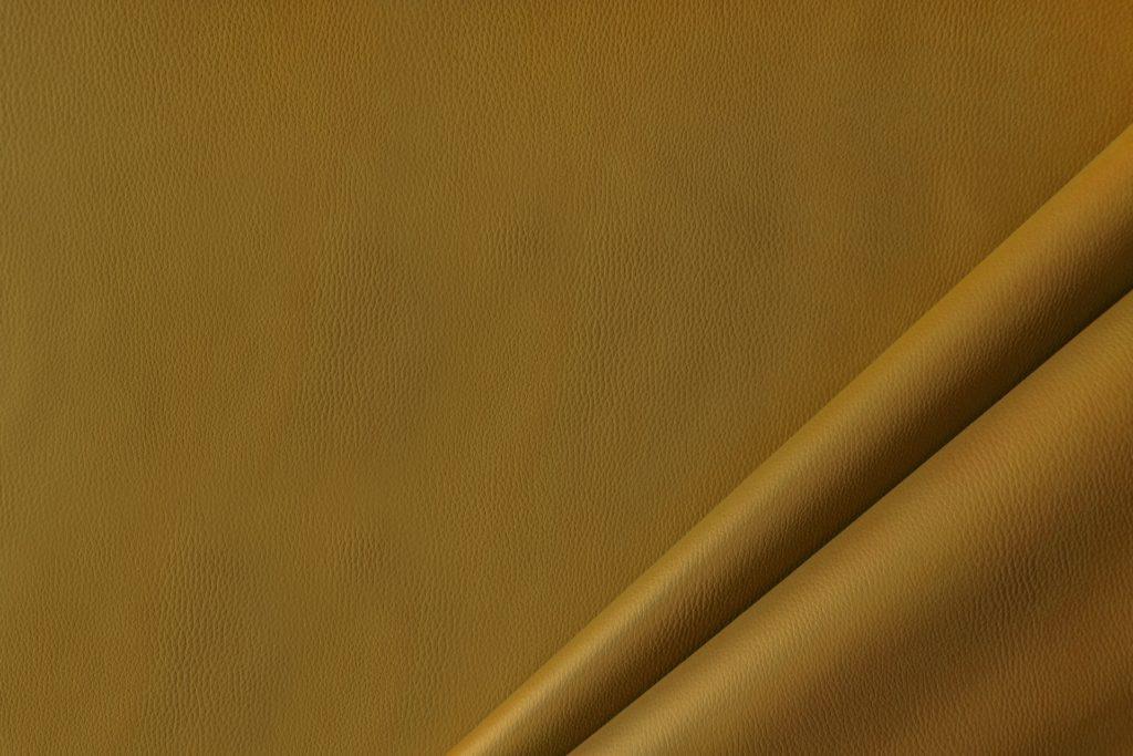finta pelle liscia ignifuga classe 1 mx lapelle colore senape