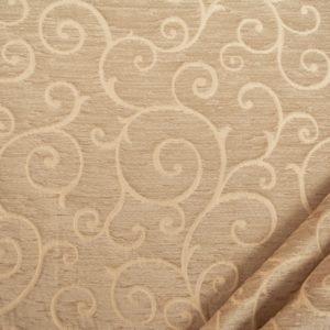 tessuto ciniglia ambra colore beige chiaro