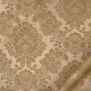 tessuto elegante damascato mx ronda colore beige