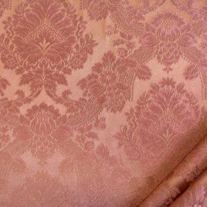 tessuto elegante damascato mx ronda colore rosa