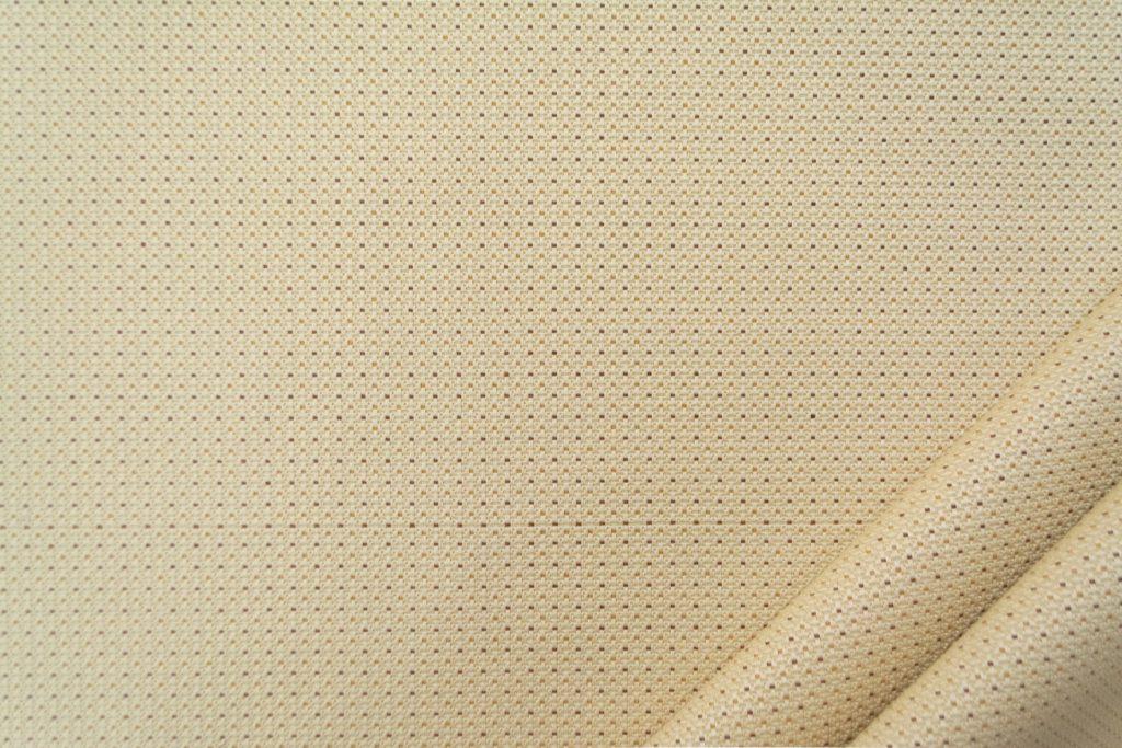 tessuto elegante puntinato mx supreme colore corda marrone