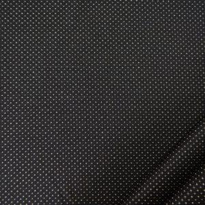 tessuto elegante puntinato mx supreme colore nero