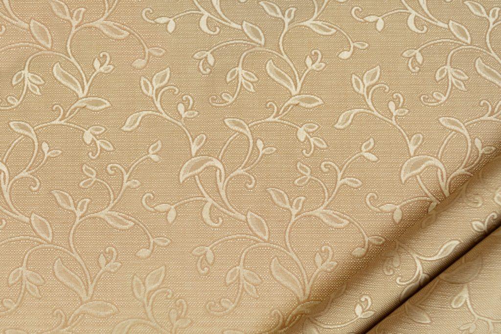 tessuto elegante ramage mx supreme colore corda