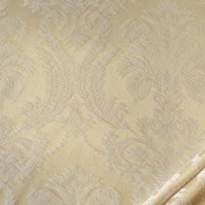 tessuto elegante rasato damascato trattamento antimacchia mx picasso colore oro-chiaro