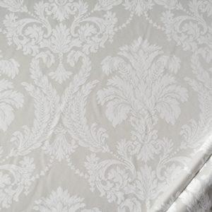 tessuto elegante rasato damascato trattamento antimacchia mx picasso colore grigio perla