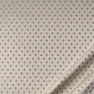 tessuto elegante rasato fogliolina trattamento antimacchia mx picasso beige