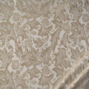 tessuto elegante rasato ramage trattamento antimacchia mx picasso beige