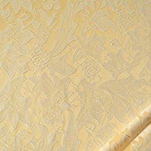 tessuto elegante rasato ramage trattamento antimacchia mx picasso oro