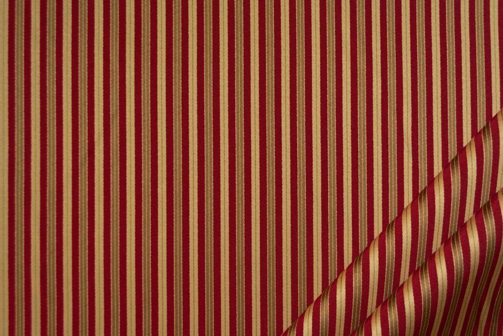 tessuto elegante riga piccola mx supreme colore bordeaux