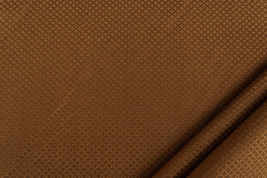 tessuto elegante rombetto mx supreme colore marrone