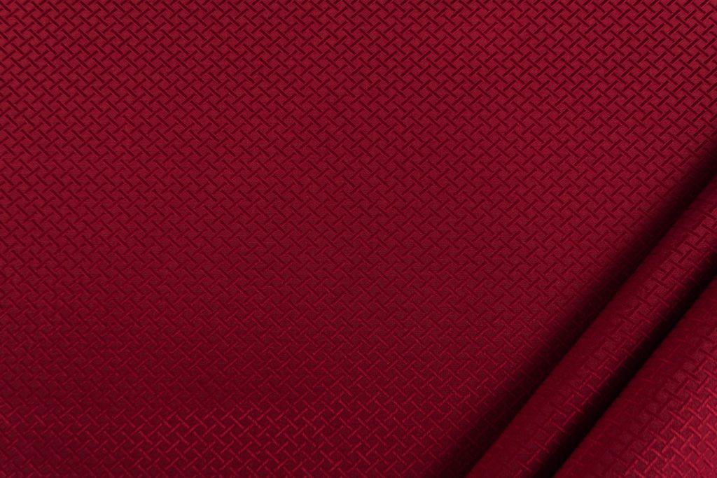 tessuto elegante rombetto mx supreme colore bordeaux