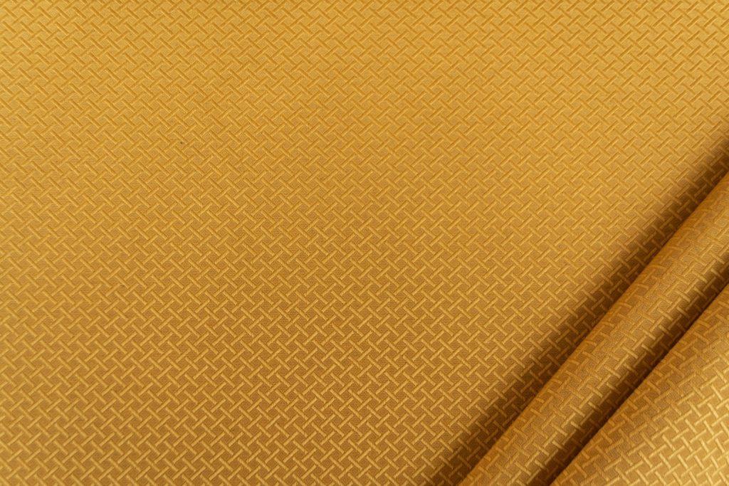 tessuto elegante rombetto mx supreme colore oro antico