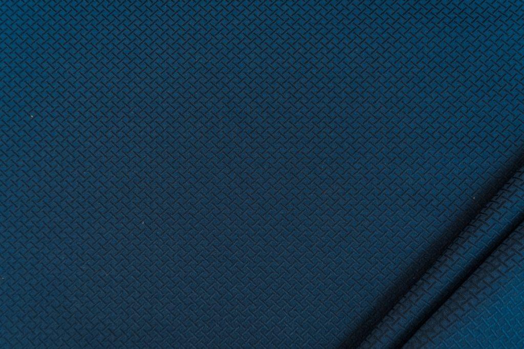 tessuto elegante rombetto mx supreme colore blu