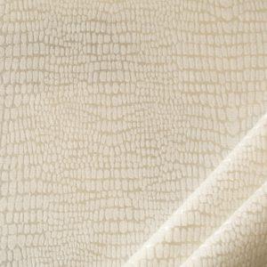 tessuto in ciniglia maculato mx taylor colore bianco
