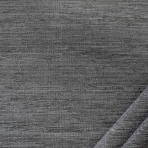 tessuto in ciniglia melange mx medina colore grigio