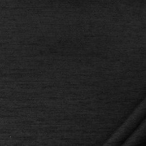 tessuto in ciniglia melange mx medina colore nero