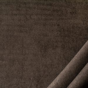 tessuto in microfibra bamby colore moro