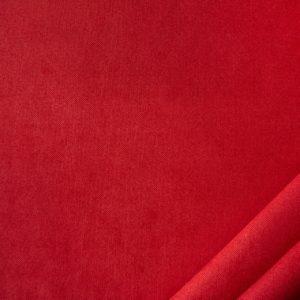 tessuto in microfibra bamby colore rosso