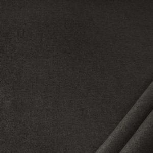 tessuto in microfibra dumbo colore grigio scuro