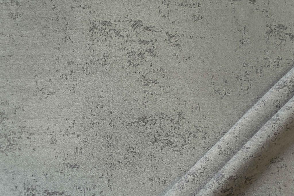 tessuto in microfibra graffiti colore grigio chiaro
