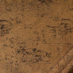 tessuto in microfibra graffiti colore caramello