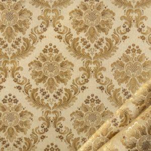 tessuto rasato elegante con lurex mx positano colore beige