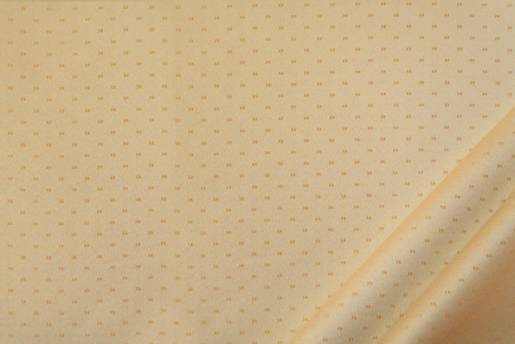 tessuto rasato ignifugo classe 1 elegante con puntino mx metropolis colore beige