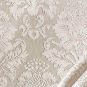 velluto elegante damascato mx caravaggio colore avorio