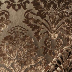 velluto elegante damascato mx caravaggio colore tortora